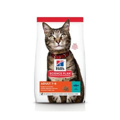 Hill's Science Plan Adult Kattenvoer Tonijn 10kg