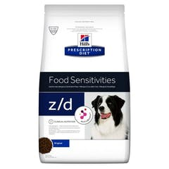 Hill's Prescription Diet Z/D AB+ pour chien au poulet