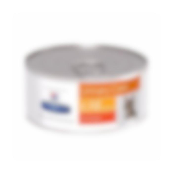 Hill's Prescription Diet C/D – Kattenvoer – Minced 24x156g