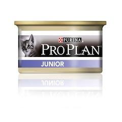 Pro Plan Junior chat Poulet 24 boites de 85g
