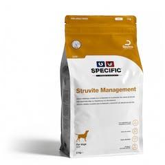 SPECIFIC CCD Struvite management chien