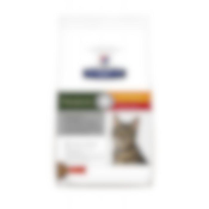 Hill's Prescription Diet Metabolic + Urinary Stress – Kattenvoer met Kip – 1,5kg