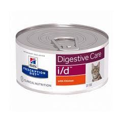 Hill's Prescription Diet I/D pour chat 24x156g