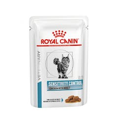 Royal Canin Sensitivity Control poulet pour chien 12x85g
