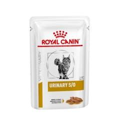 Royal Canin Urinary S/O Morceaux en sauce 12x185g
