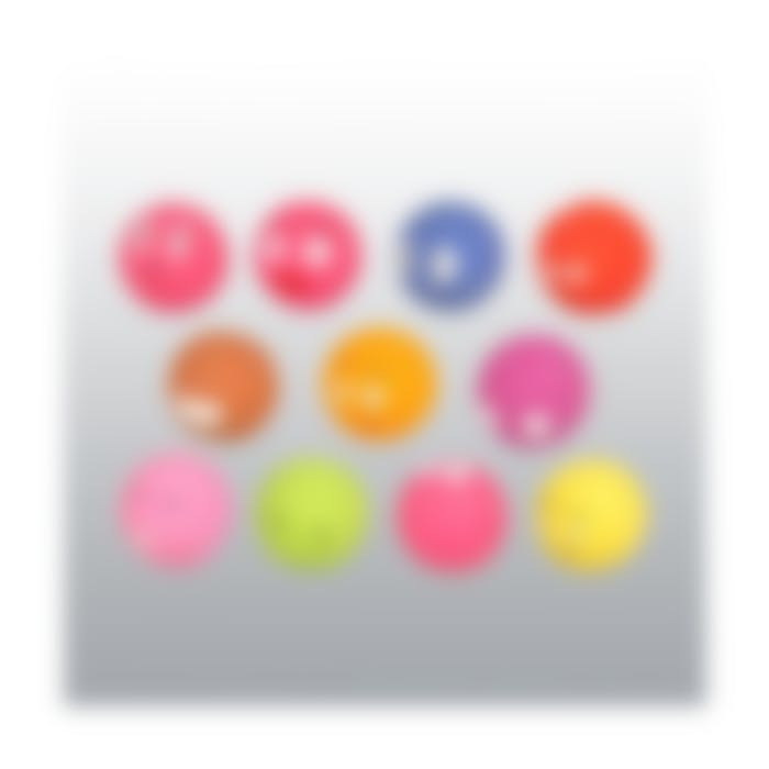 Balle Emoticone 6 cm