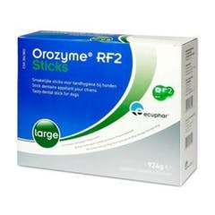 Orozyme Rf2 Sticks Large Hond 2X14St