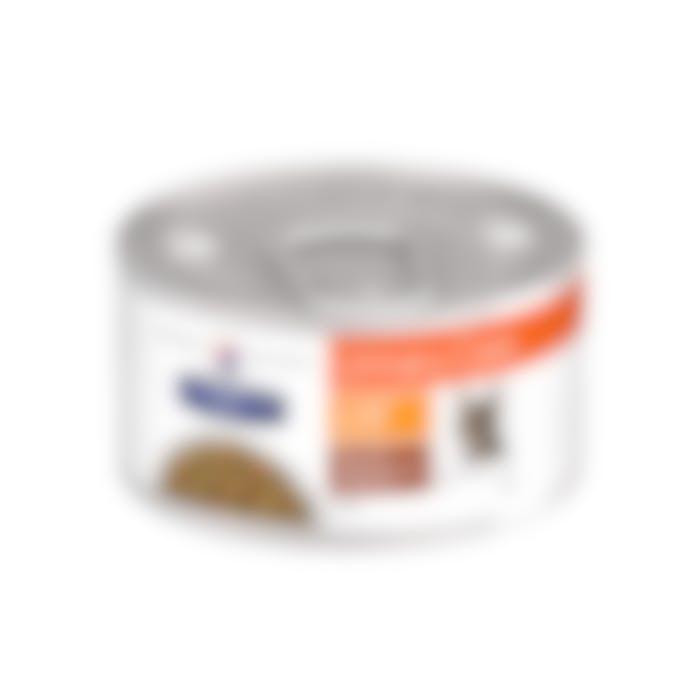 Hill's Multicare Kip & Groenten Stoofpotje Kat 24x82g