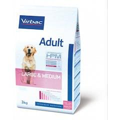 Virbac Veterinary HPM Adult Large et Medium