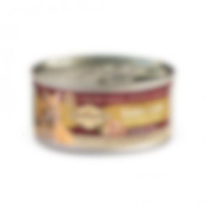 Carnilove Chat Adulte - Poulet et Agneau - 6 Boîtes de 100g