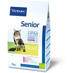 Virbac Veterinary HPM Chat Senior Neutered