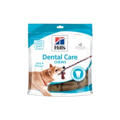 Hill's Dental Care Chews pour chien 170g