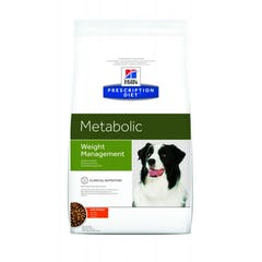 Hill's Prescription Diet Metabolic – Hondenvoer met Kip – 12kg