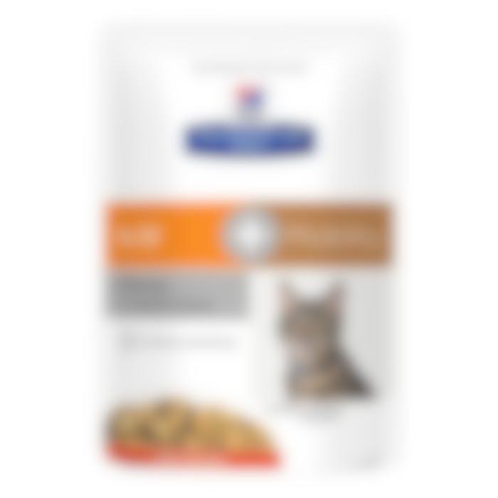 Hill's Prescription Diet K/D + Mobility – Kattenvoer met Kip – 12x85g
