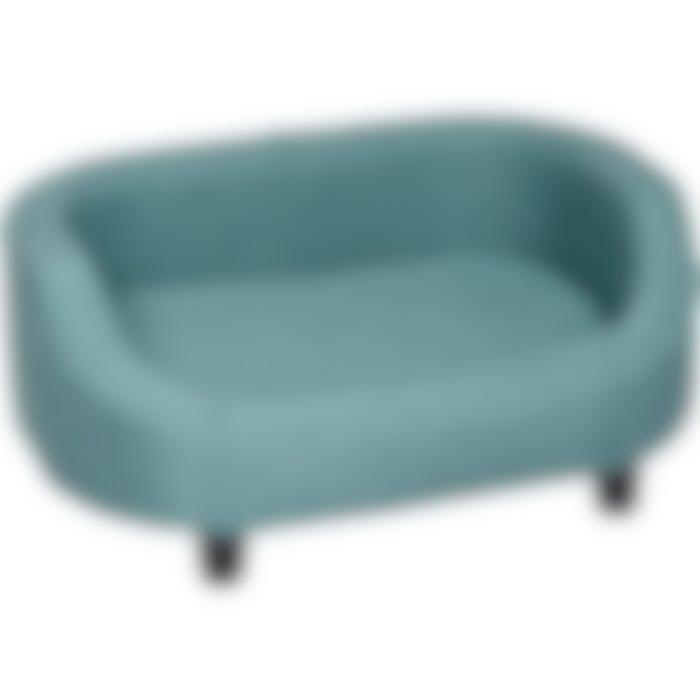Sofa Emerald Groen S 56x39x23,5cm