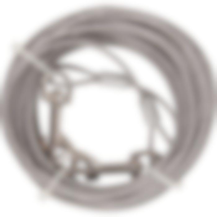 Cable De Niche Plastifiee Blanc 5m 6mm