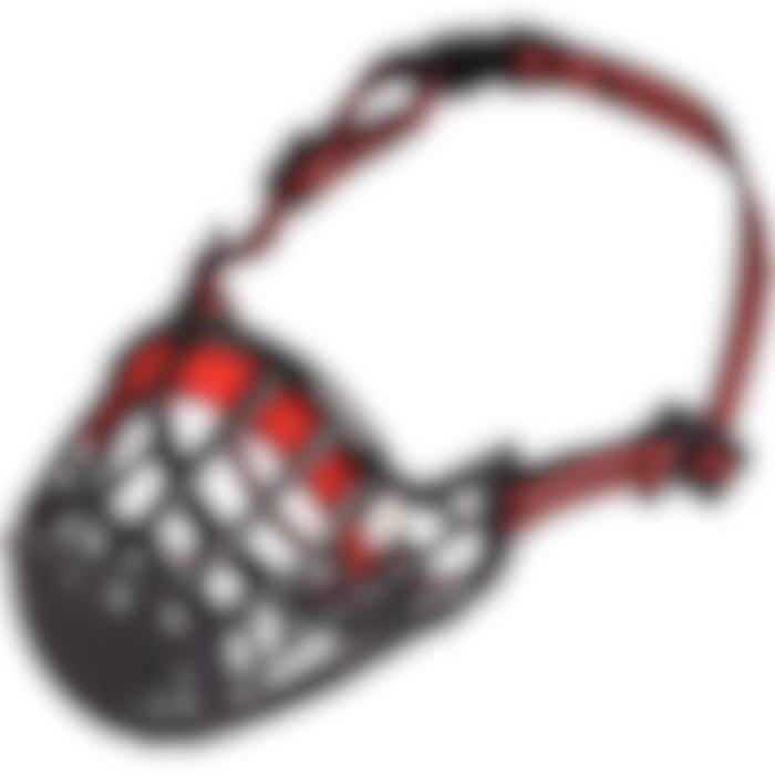 Muselière Silas Xs Noir 24cm 30-38cm