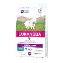 Eukanuba Daily Care Sensitive Skin – Hondenvoer – 12kg