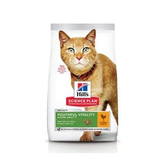 Hill's 7+ Mature Adult Youthful Vitality Kattenvoer 1,5kg