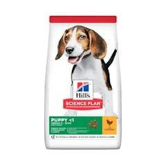 Hill's Science Plan Puppy Medium Hond Kip 2,5kg
