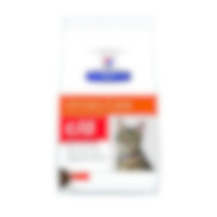 Hill's Prescription Diet C/D – Kattenvoer met Kip – Anti-Stress – Reduced Calorie – Maaltijdzakjes 12x85g