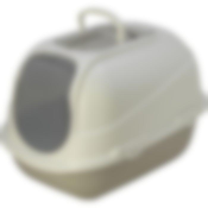 Kattentoilet Hera Grijs Xl 49x66x46 Cm