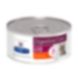 Hill's Prescription Diet I/D – Kattenvoer met Kip – 24x156g