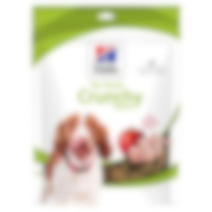 Hill's Treats NO GRAIN Crunchy friandises sans céréales pour chien au poulet et pommes - 227g
