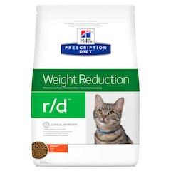 Hill's Prescription Diet R/D  croquettes pour chat au poulet
