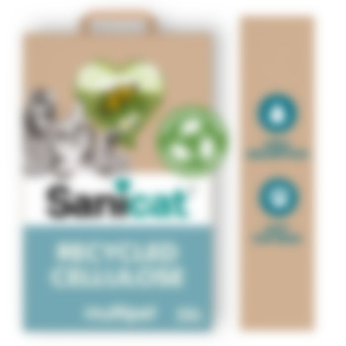 Sanicat Recycled Cellulose 20l