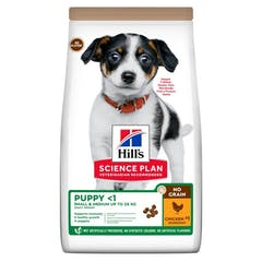 Hill's Ideal Balance Puppy No Grain – Hondenvoer met Kip – 2kg