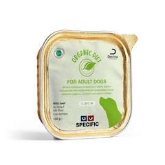 Specific C-Bio-W Organic – Hondenvoer Blik met Rund – 5x 150g