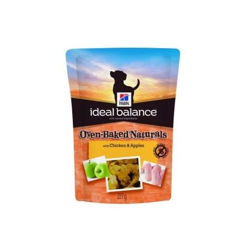 Hill's Ideal Balance Snack Poulet et Pomme pour chien 227g