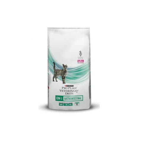 Purina veterinary diet EN Gastro Intestinal chat
