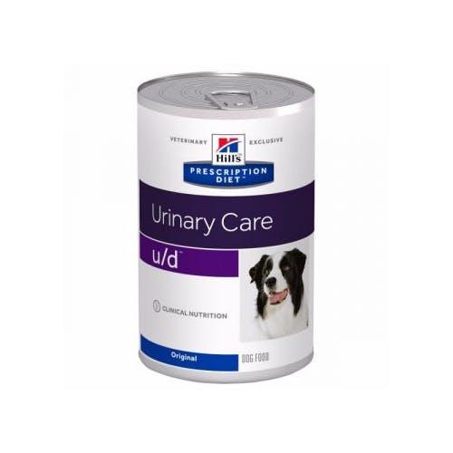 Hill's Prescription Diet U/D – Hondenvoer – 12x370g