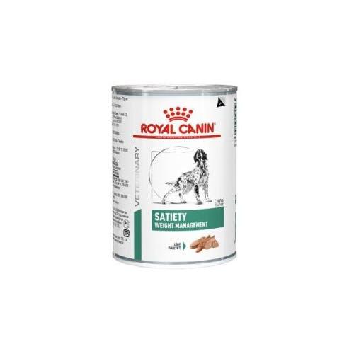 Royal Canin Satiety - Hondenvoer Blik - 12x 410g
