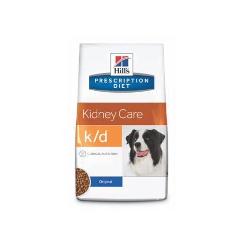 Hill's Prescription Diet K/D croquettes pour chien au poulet