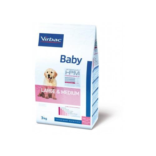 Virbac Veterinary HPM Baby Large et Medium
