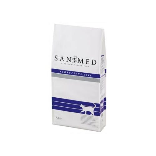 Sanimed Atopy/Sensitive pour chat 4,5kg