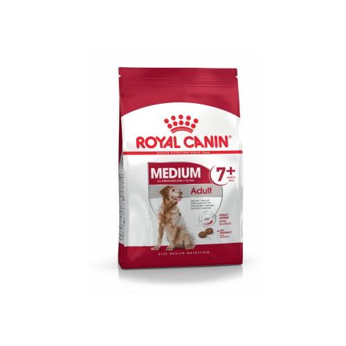 Royal Canin Chien Medium Adult 7+  15Kg