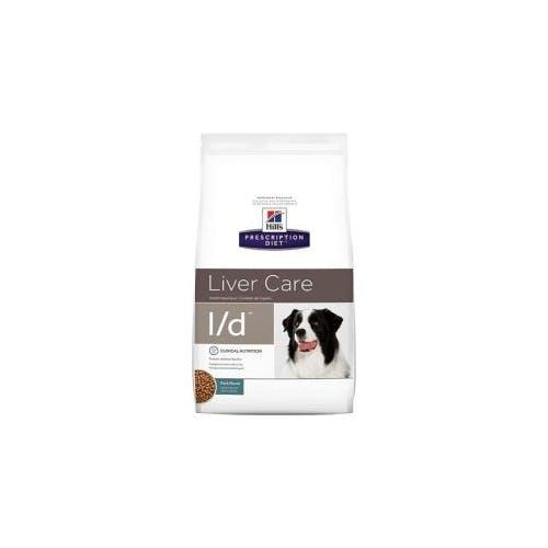 Hill's Prescription Diet L/D croquettes pour chien au poulet