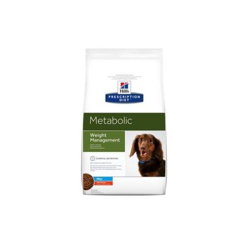 Hill's Prescription Diet Metabolic croquettes pour petit chien au poulet