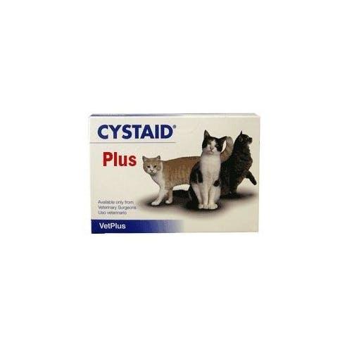 Cystaid Plus Katten 125Mg Vexo 8X30caps
