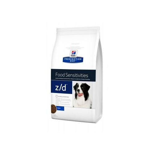 Hill's Prescription Diet Z/D Ultra pour chien 10kg