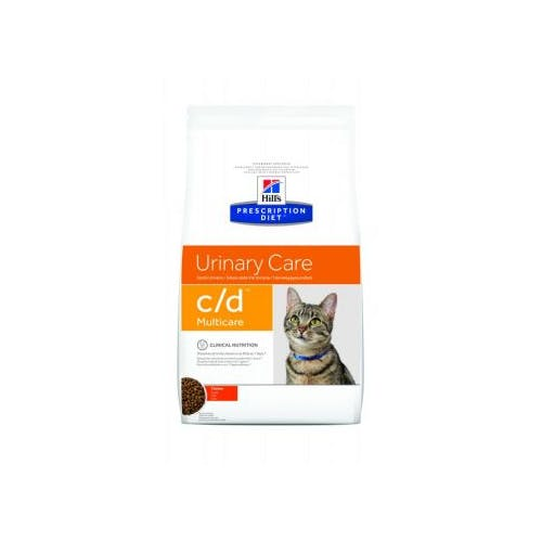 Hill's Prescription Diet C/D pour chat 10kg