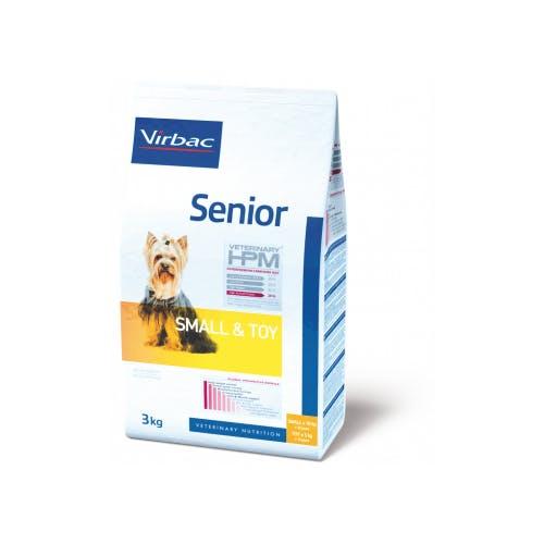 Virbac Veterinary HPM Senior Small et Toy