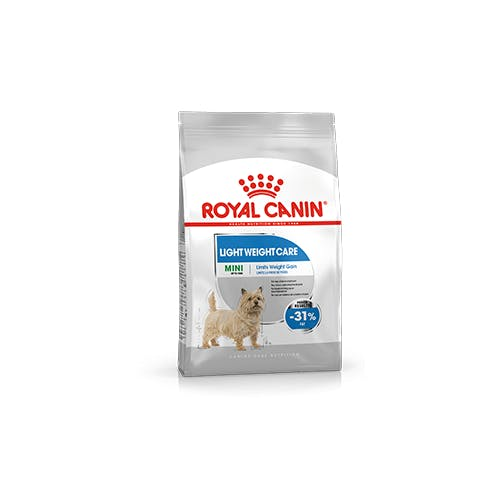Royal Canin Light Weight Care Mini Hond 8kg