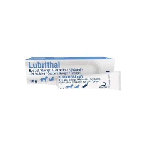 Lubrithal gel oculaire 10g