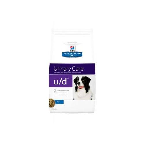 Hill's Prescription Diet U/D – Hondenvoer – 5kg