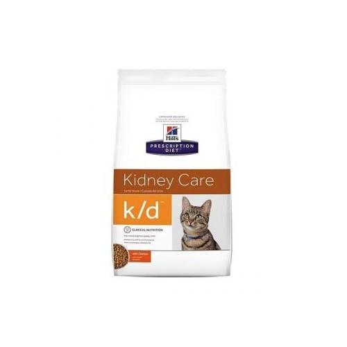 Hill's Prescription Diet K/D croquettes pour chat